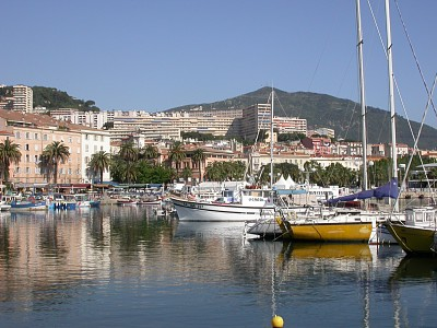 Ajaccio Ferry Port